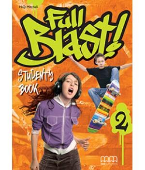 Підручник Full Blast 2 Student's Book Ukrainian Edition