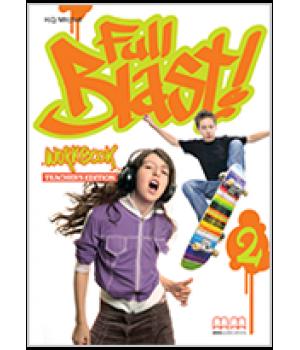 Книга для вчителя Full Blast 2 Teacher's Workbook