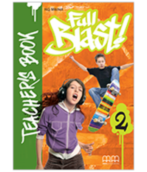 Книга для вчителя Full Blast 2 Teacher's Book