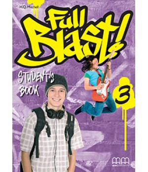 Підручник Full Blast 3 Student's Book Ukrainian Edition