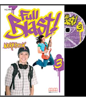 Робочий зошит Full Blast 3 Workbook