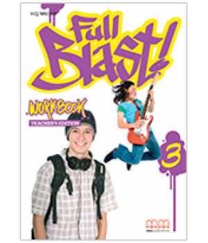 Книга для вчителя Full Blast 3 Teacher's Workbook