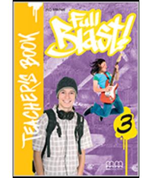 Книга для вчителя Full Blast 3 Teacher's Book