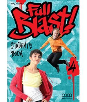 Підручник Full Blast 4 Student's Book Ukrainian Edition
