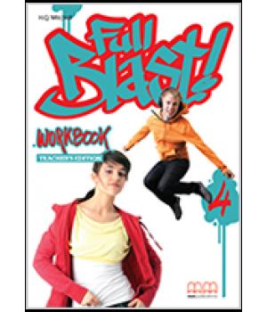 Книга для вчителя Full Blast 4 Teacher's Workbook
