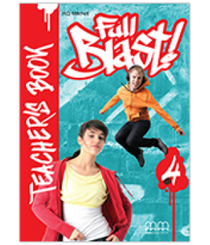 Книга для вчителя Full Blast 4 Teacher's Book