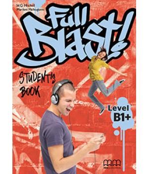 Підручник Full Blast B1+ Student's Book