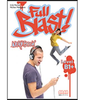Робочий зошит Full Blast B1+ Workbook