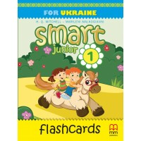 Карточки Smart Junior for Ukraine 1 Flash Cards