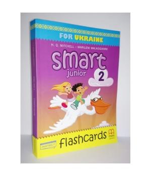 Картки Smart Junior for Ukraine 2 Flashcards