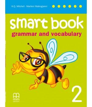 Граматика Smart Junior for Ukraine 2 Smart Book
