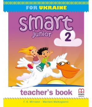 Книга для вчителя Smart Junior for Ukraine 2 Teacher's Book
