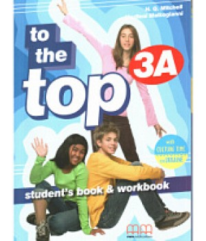Підручник To the Top 3A Split Edition with Culture Time for Ukraine Student's Book + Workbook with CD-ROM