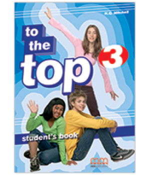 Підручник To the Top 3 (A2) Student's Book