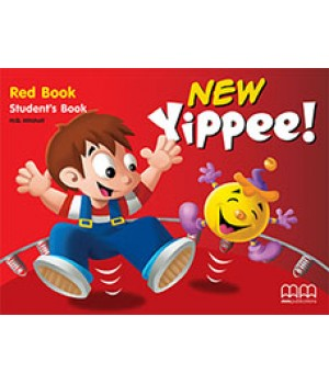 Підручник Yippee New Red Student's Book