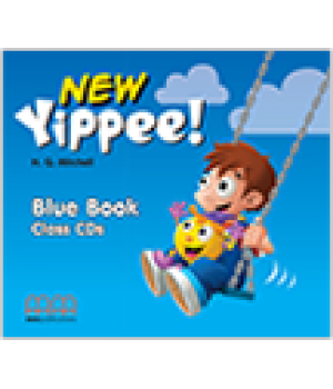 Диск Yippee New Blue Class CD