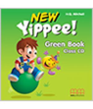 Диск Yippee New Green Class CD