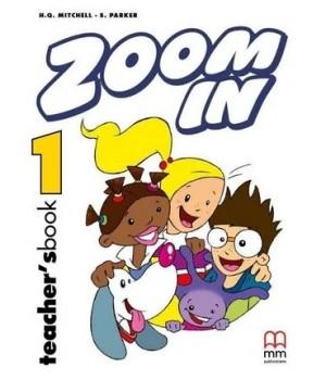 Книга для вчителя Zoom in 1 Teacher's Book