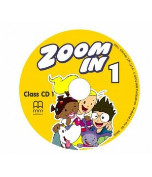 Диск Zoom in 1 Class Audio CD