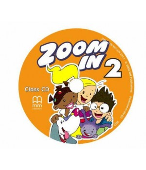 Диск Zoom in 2 Class Audio CD