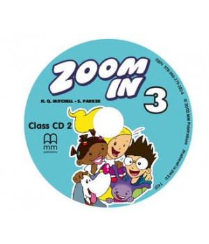 Диск Zoom in 3 Class Audio CD