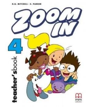 Книга для вчителя Zoom in 4 Teacher's Book