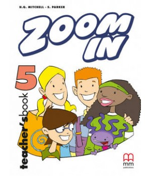 Книга для вчителя Zoom in 5 Teacher's Book