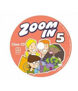 Диск Zoom in 5 Class Audio CD