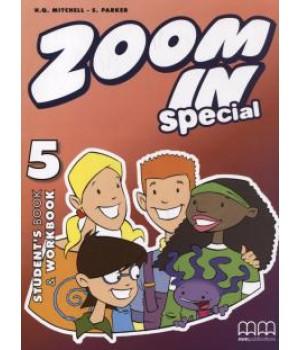 Підручник Zoom in 5 Student's Book + Workbook + CD-ROM