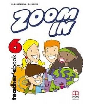 Книга для вчителя Zoom in 6 Teacher's Book