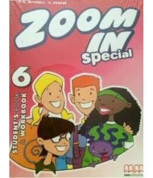Підручник Zoom in 6 Student's Book + Workbook + CD-ROM