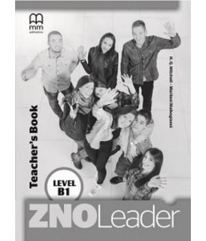 Книга для вчителя ZNO Leader for Ukraine B1 Teacher's Notes