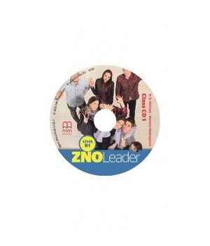 Диск ZNO Leader for Ukraine B1 Class CD