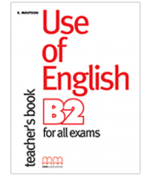 Книга для вчителя Use of English for B2 Teacher's Book