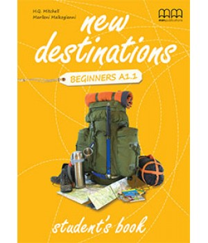 Учебник New Destinations Beginner A1.1 Student's Book