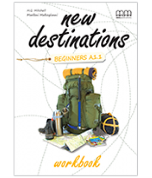 Рабочая тетрадь New Destinations Beginner A1.1 Workbook