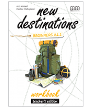 Книга для учителя New Destinations Beginner A1.1 Teacher's Workbook