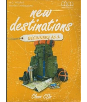 Диски New Destinations Beginner A1.1 Class CDs(2)