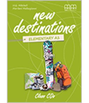 Диски New Destinations Elementary A1 Class CDs(2)