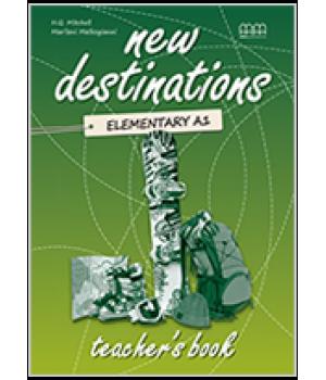 Книга для вчителя New Destinations Elementary A1 Teacher's Book