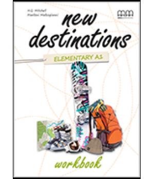 Робочий зошит New Destinations Elementary A1 Workbook