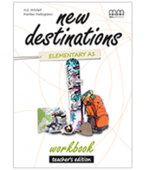 Книга для вчителя New Destinations Elementary A1 Teacher's Workbook
