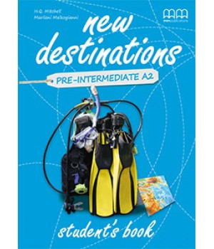 Учебник New Destinations Pre-Intermediate A2 Student's Book