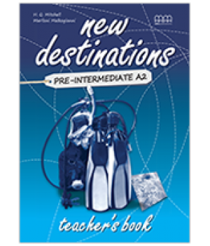 Книга для учителя New Destinations Pre-Intermediate A2 Teacher's Book