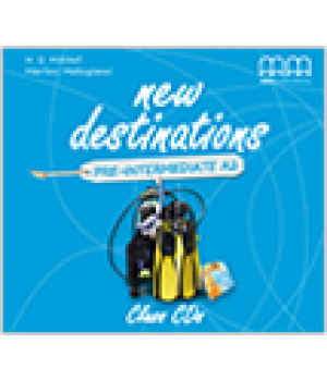 Диски New Destinations Pre-Intermediate A2 Class CDs(2)