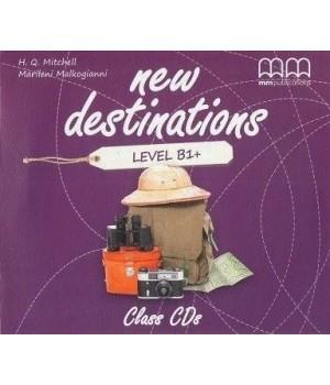 Диски New Destinations Level B1+ Class CDs(2)