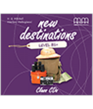 Диски New Destinations Level B1+ Class CDs(2)