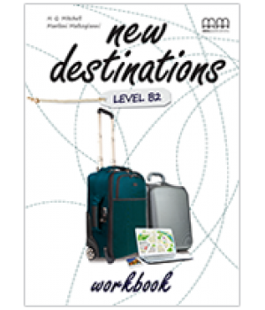 Робочий зошит New Destinations Level B2 Workbook