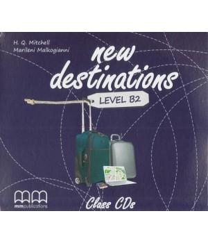 Диски New Destinations Level B2 Class CDs(2)