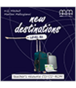 Диск New Destinations Level B2 Teacher's Resource CD/CD-ROM